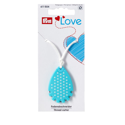 Prym love thread cutter pendant hustle and growl prym thread cutter cover mozeypictures Gallery